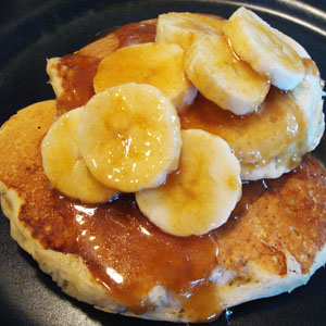 banana nut pancakes - group picture, image by tag - keywordpictures ...