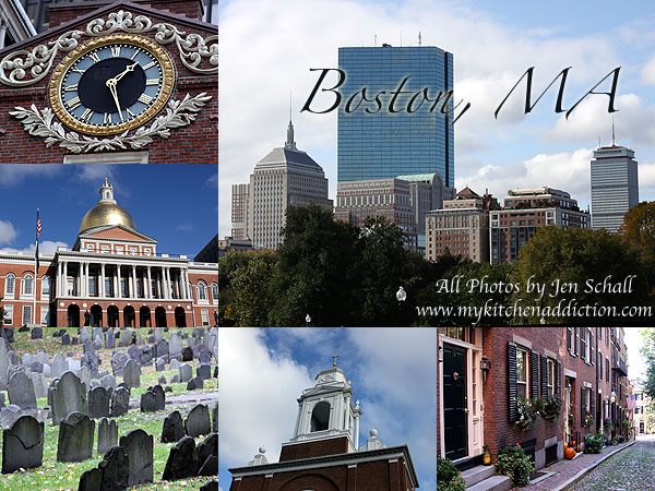 My Favorite Part Of Boston Though Is The North End Freedom Trail Goes Right Through City With Landmarks Such As Paul Revere S
