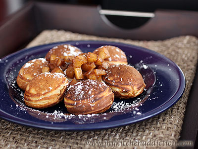 apple filled pecan pumpkin filled pancakes spiced apple filling filled ...