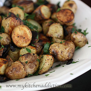 Grilled Potatoes and Broccoli Packets – my kitchen addiction