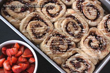 sourdough cinnamon rolls