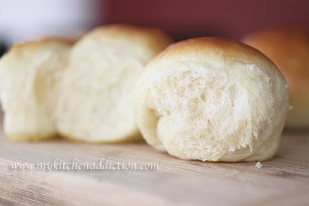 Light And Soft Dinner Rolls My Kitchen Addiction