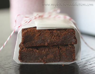 My Favorite Brownies Recipe — Dishmaps