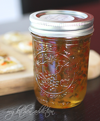 Jalapeño Pepper Jam – my kitchen addiction