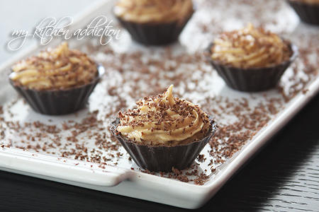 Creamy Peanut Butter Cups Dove Chocolate Discoveries My Kitchen
