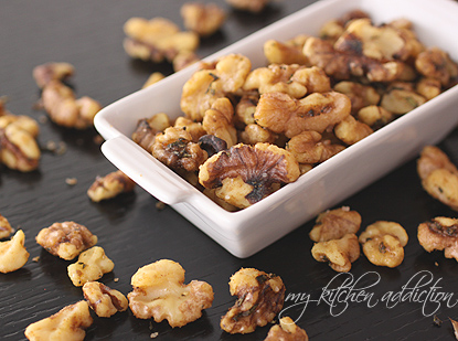 rosemary walnuts roasted rosemary walnuts rosemary roasted sweet
