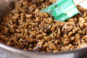 Roasted Rosemary Walnuts Recipe — Dishmaps