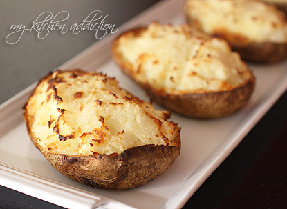 Gourmet Twice Baked Potatoes Recipes