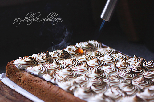Toasted S'mores Cookie Bars with Nutella Ganache – my kitchen ...